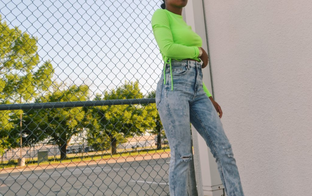 Be Bold – Neon Green